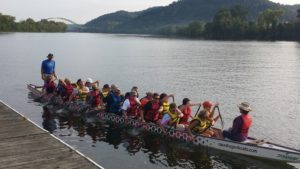 Dragon Boat Wheeling - Team