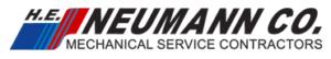 H.E. Neuman logo
