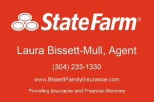 State Farm Laura Bissett Mull Logo